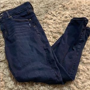 Loft Modern Skinny Jeans 29 Petite